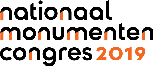 nationaal monumenten congres logo